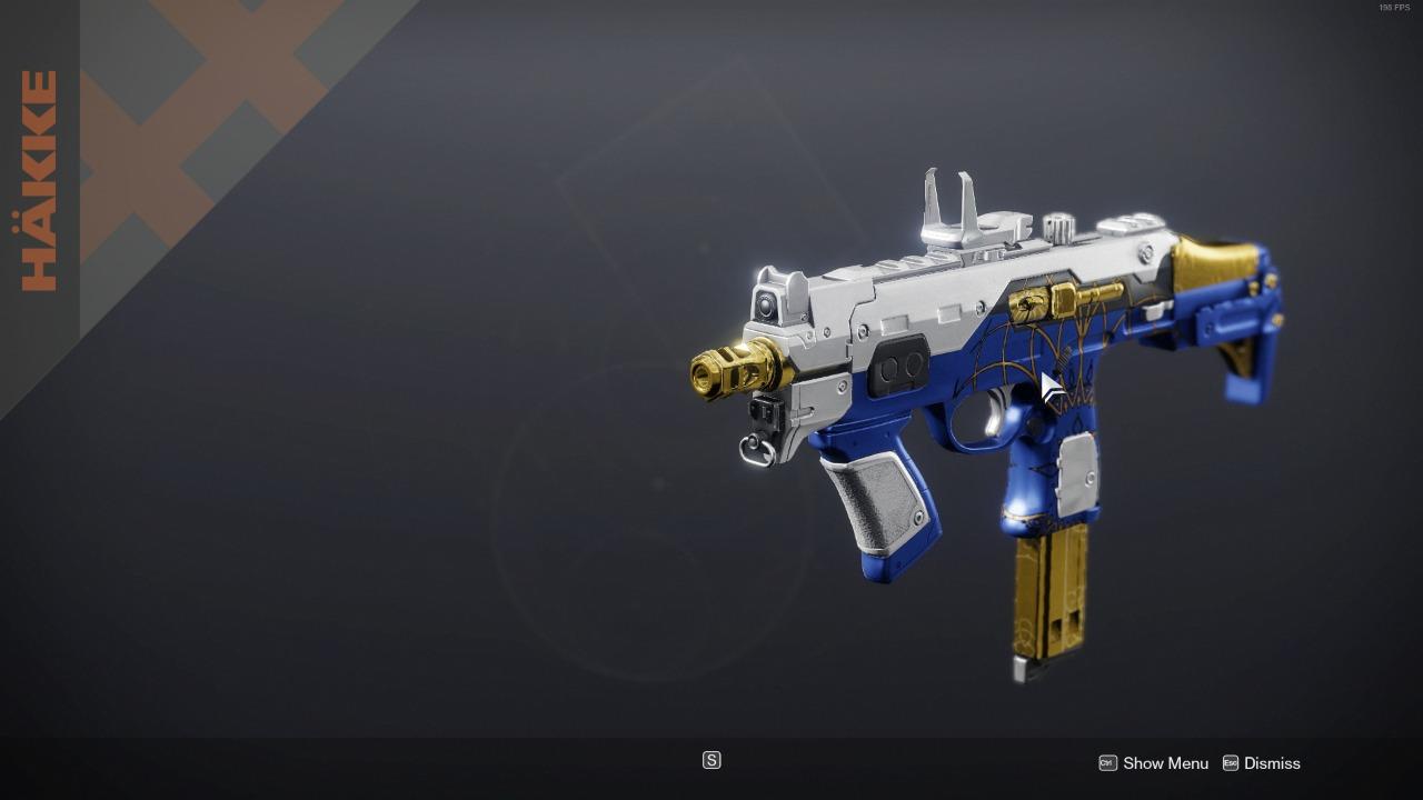 Destiny 2 Cold Front God Roll