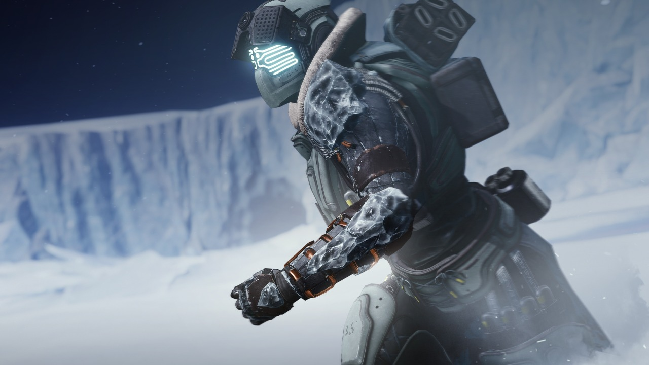 Destiny 2 Icefall Mantle Build