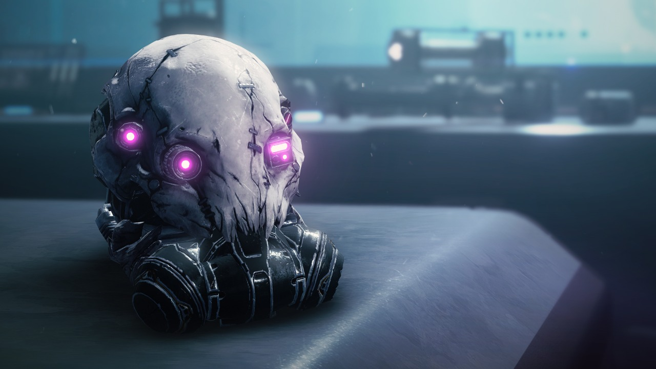 Destiny 2 Mask of Bakris Hunter Build