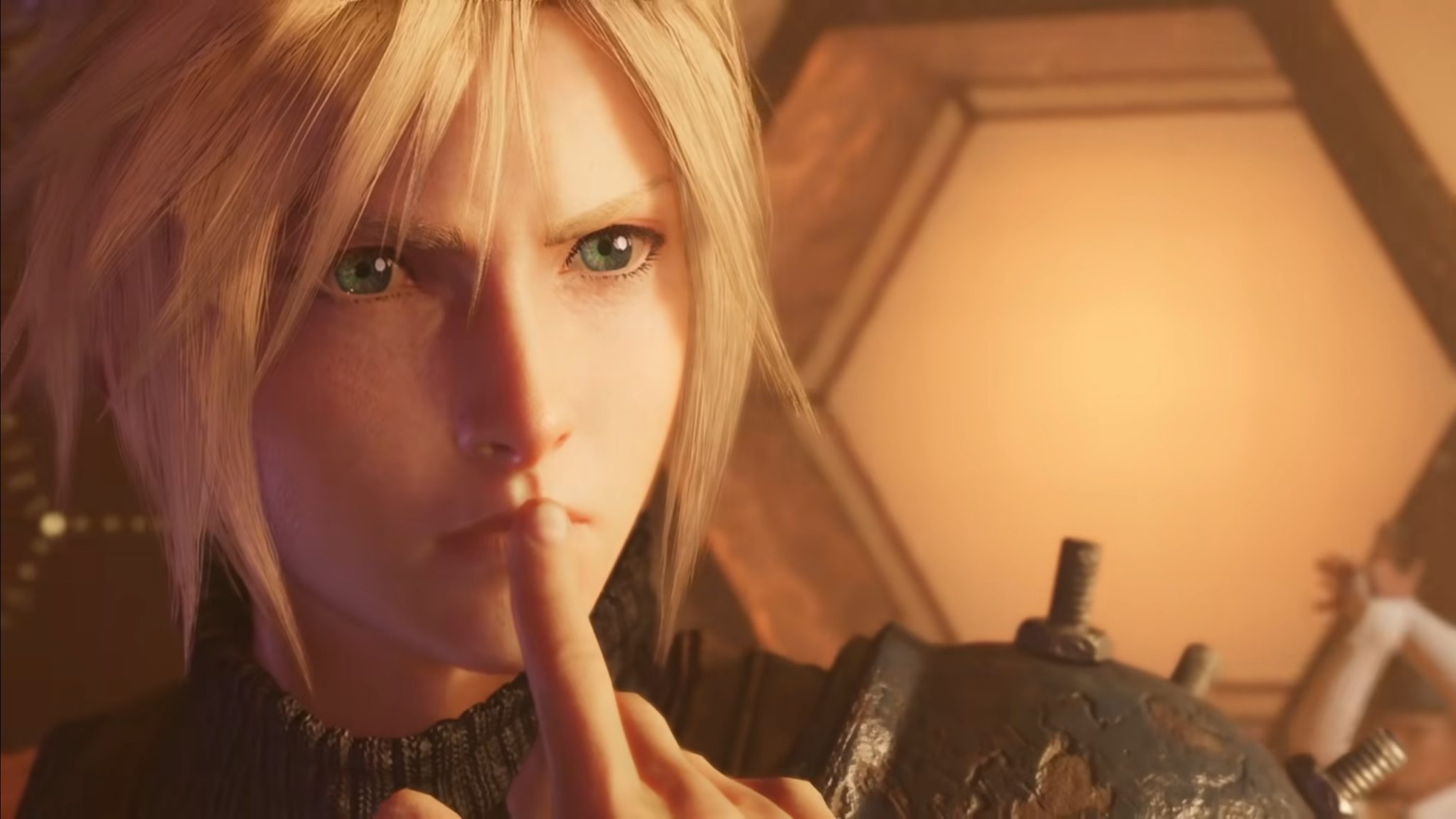 Final Fantasy VII Remake Game of the Year
