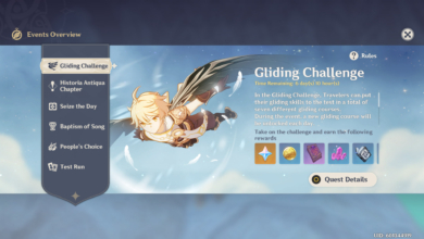 Photo of Genshin Impact Gliding Challenge Guide – Tips, Locations, Rewards