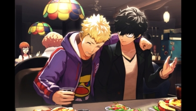 Photo of Persona 5's Joker Consults r/Relationships About Blatant Romance with Ryuji