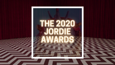 Photo of THE 2020 JORDIE AWARDS