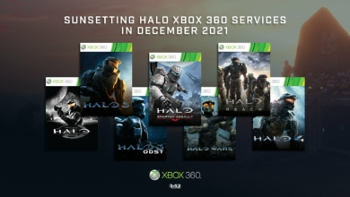 Photo of Halo Xbox 360 Services Will Be Going Offline Next Year