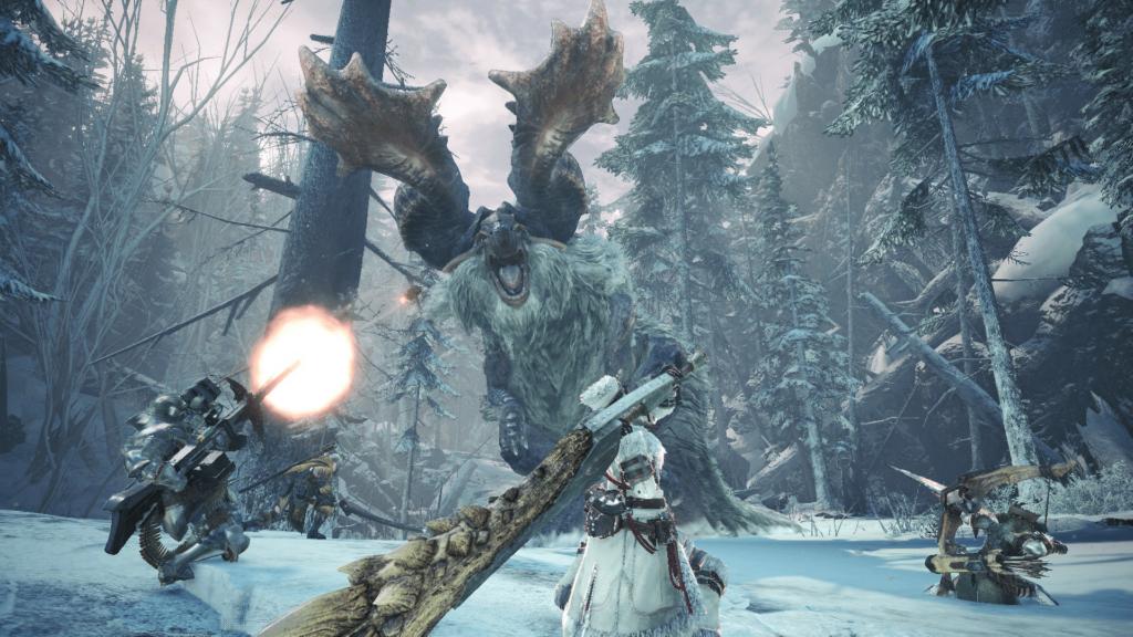 monster hunter iceborne game of the year