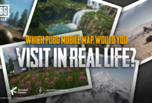 Photo of PUBG Mobile Players Vote for Which Map They'd Visit in Real Life
