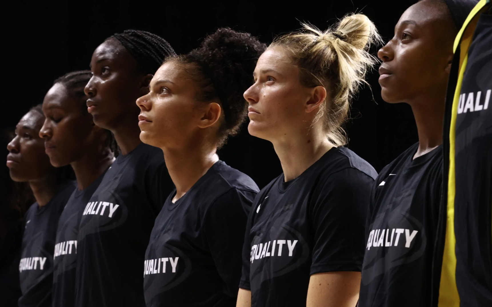 seattle storm equality shirts