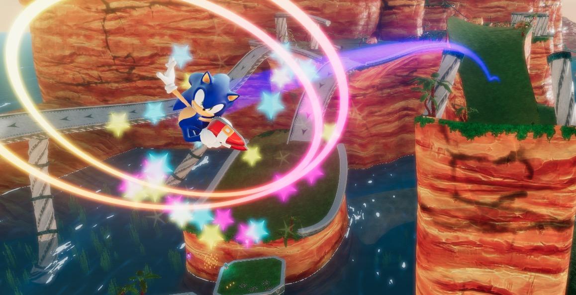 Sonic GT
