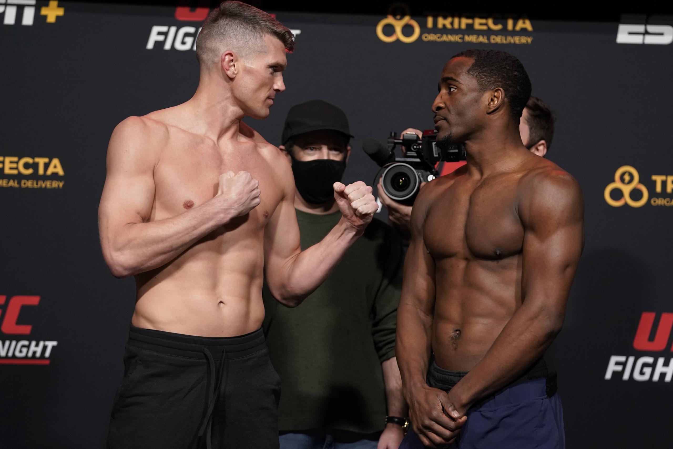 UFC Fight Night Thompson v Neal