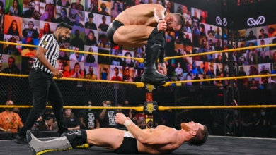 Photo of Wrestling Still Airs as Country Hangs in Balance: NXT New Year's Evil Recap and Review