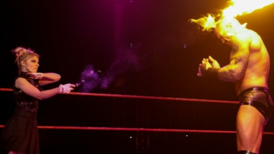 Photo of WWE Recap: Coming in Hot (With Fire)
