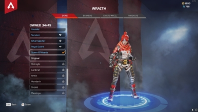 Photo of Apex Legends Queen of Hearts Skin – How to Unlock This Wraith Skin
