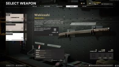 Photo of COD Black Ops Cold War Wakizashi Guide – How to Unlock the Katana