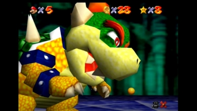 Photo of Who's The Boss? Super Mario 64's Bowser