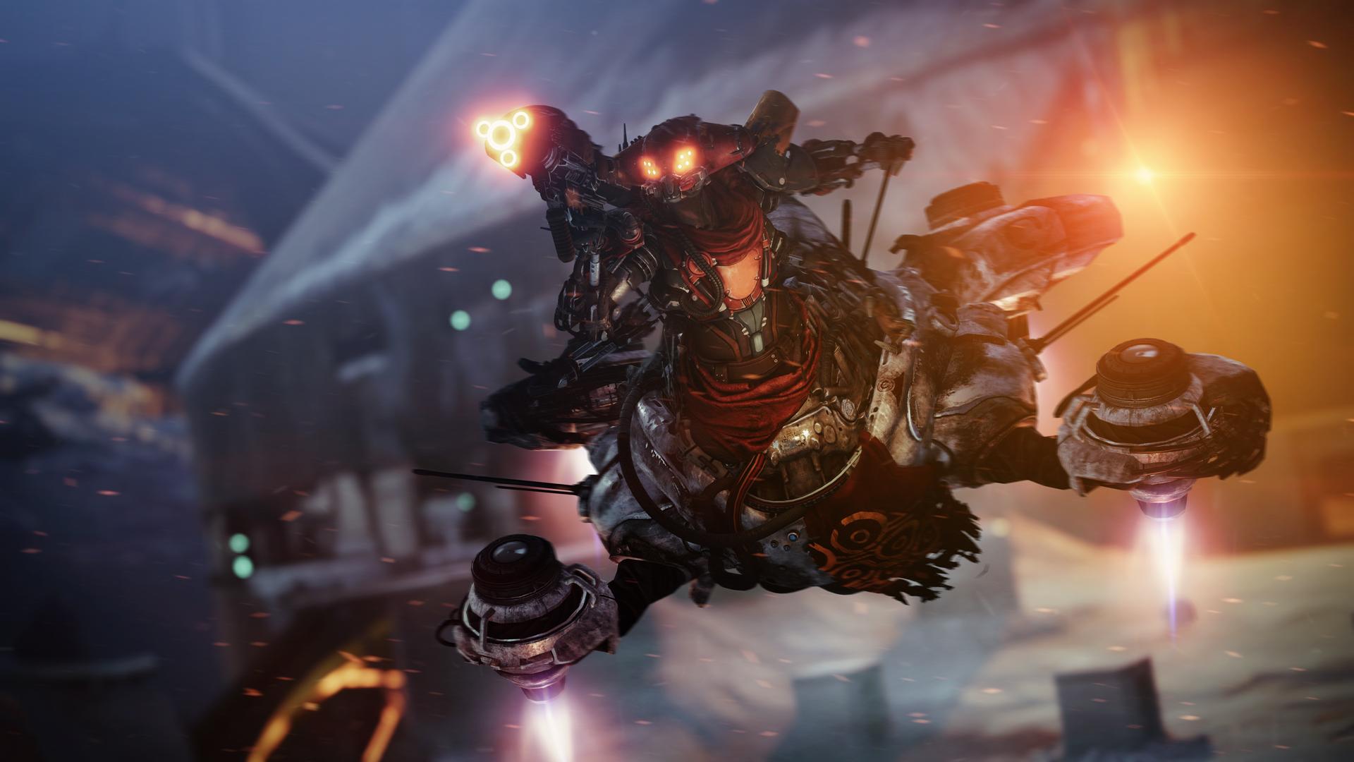 Destiny 2 The Core Four Challenge
