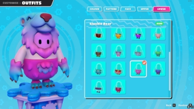 Photo of Fall Guys Slushie Bear Guide – How to Get the Slushie Bear Bundle