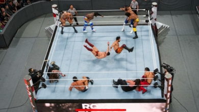 Photo of The Royal Rumble Is Wrestling's Greatest Gimmick Match