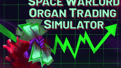 Photo of Be an Agent of Alien Capitalism in Space Warlord Organ Trading Simulator