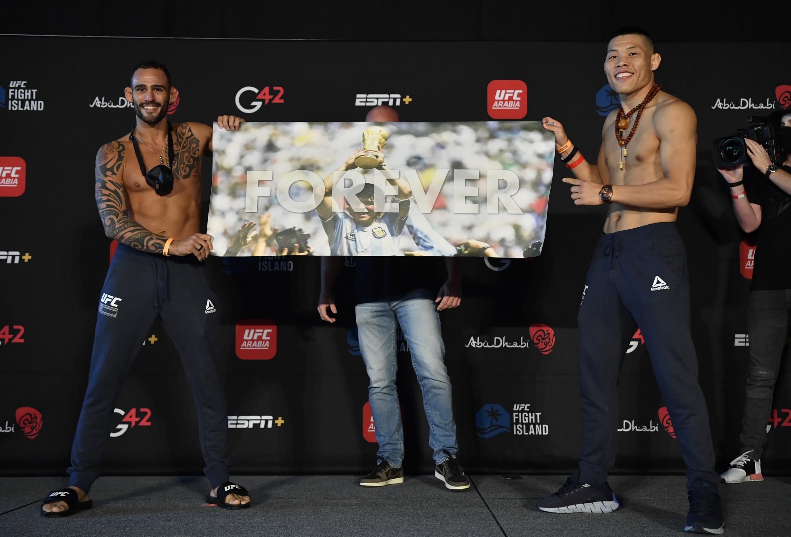 UFC Fight Night Holloway v Kattar