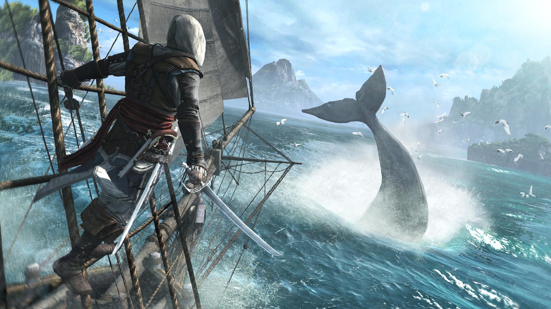 Video Game Sea Shanty