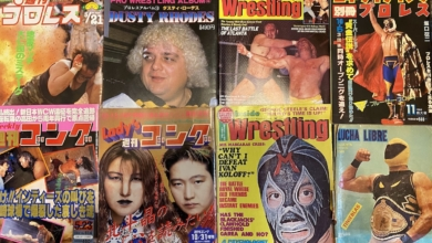 Photo of The Hidden Histories of Wrestling Magazines
