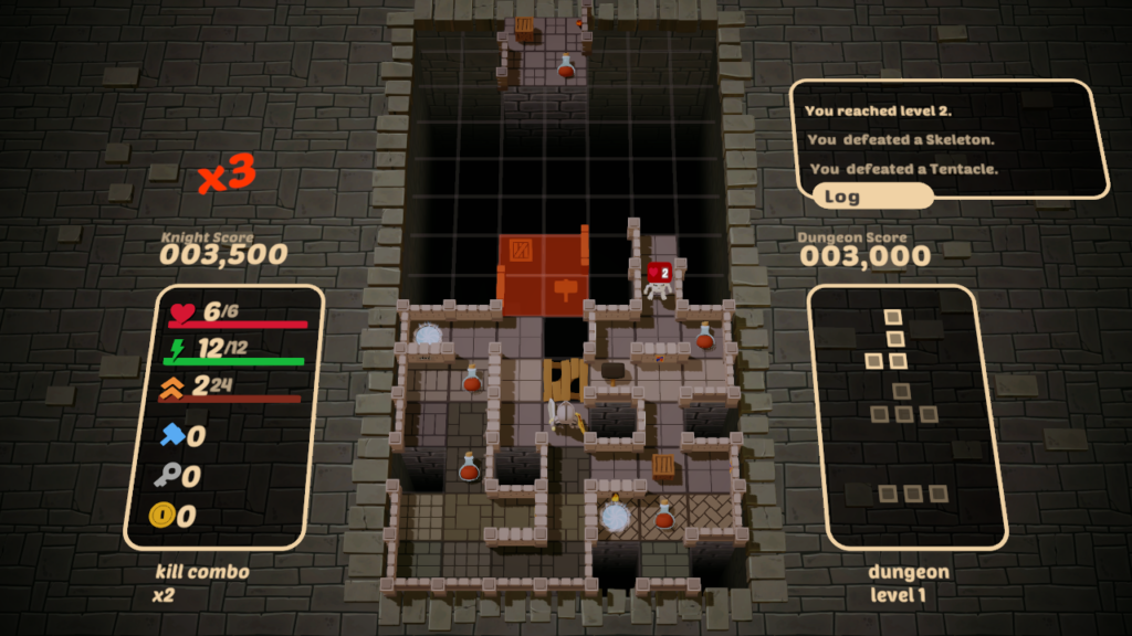 blocky dungeon review