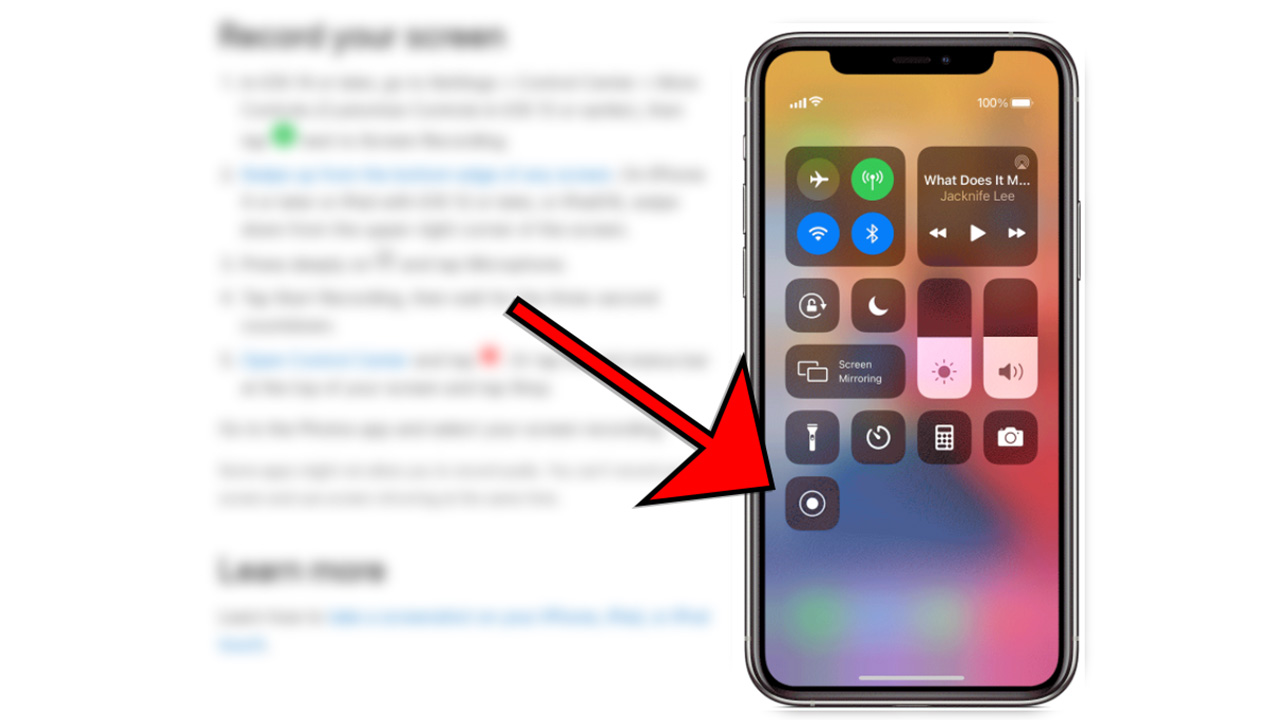 How to record gameplay on iOS and iPhone