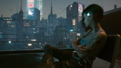 Photo of No, a Straight Judy Romance Wasn't Cut From Cyberpunk 2077