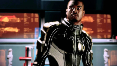 Photo of Jacob in Mass Effect 2 Was Originally Available as a Same-Sex Romance, Too