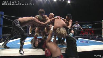 Photo of NJPW Road to the New Beginning 1/23-25 Review: Drawing at Korakuen
