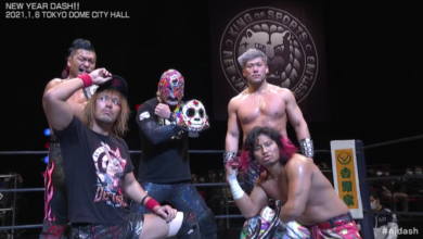 Photo of NJPW New Year Dash!! 2021 Review: The Gangs, All Here