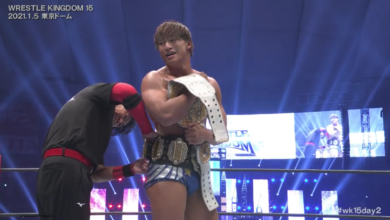 Photo of NJPW Wrestle Kingdom 15 Review: What If Kota Ibushi Was One of Us?