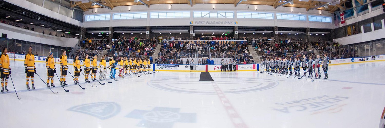 national womens hockey league