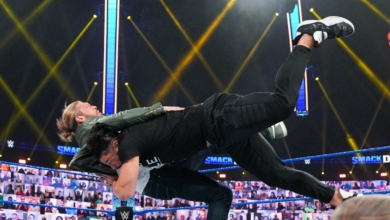 Photo of WWE Recap: Ashes to Ashes, Spear to Spear