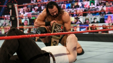 Photo of WWE Recap: The Messiah Returns (Also, Seth Rollins is Back)