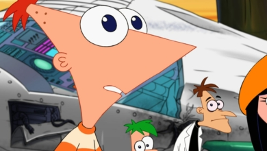 Photo of My Co-Workers Harassing Phineas Because Of His Head Shape: A Review