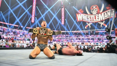 Photo of Bottle of Wine Ruins Things for First Time Ever: WWE Elimination Chamber Recap and Review