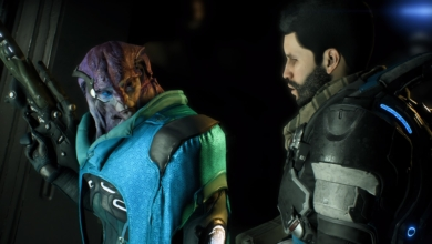 Photo of Cosplay Played a Role in the Lack of New Aliens in Mass Effect: Andromeda