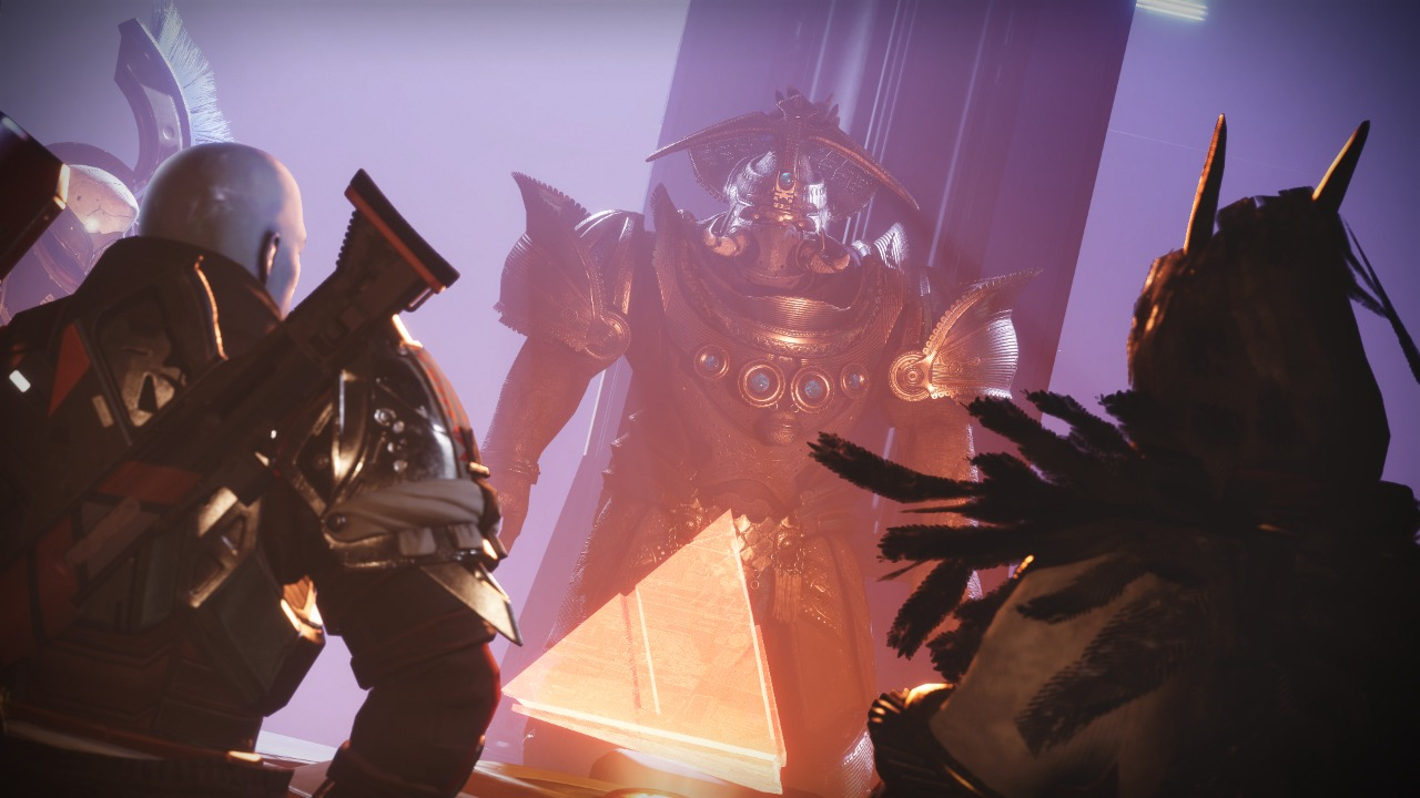 Destiny 2 Gauntlets Chosen IB Quest