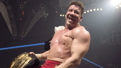 Photo of Struggle and Redemption: On Eddie Guerrero's 2004 WWE Championship Victory