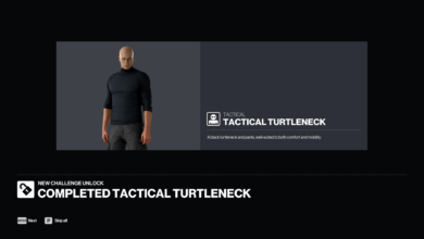 Photo of Hitman 3 Tactical Turtleneck Guide – How to Get This New Outfit
