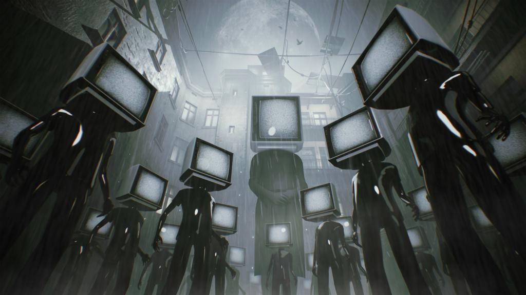 cyberpunk horror