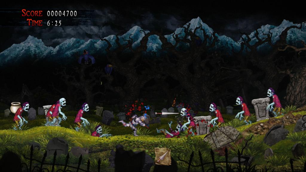 Ghosts 'n Goblins Resurrections