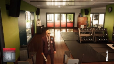 Photo of The Gym In Hitman 2's Miami: A Review