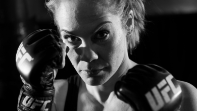 "Photo of ""Embarrassment Isn't shame"" A Conversation with Women's MMA pioneer Julie Kedzie"