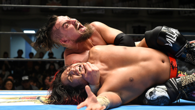 Photo of Details on Marty Scurll's Role at Recent NJPW Tapings