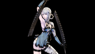 Photo of Kainé Curses More in the NieR Replicant Remake, and I Love That for Her