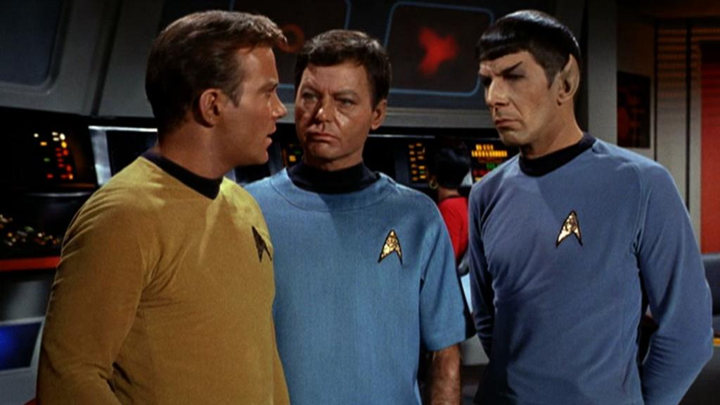star trek kirk spock mccoy