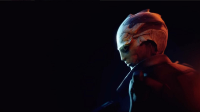 Photo of A Codex Entry Sealed Thane Krios' Fate in Mass Effect 3
