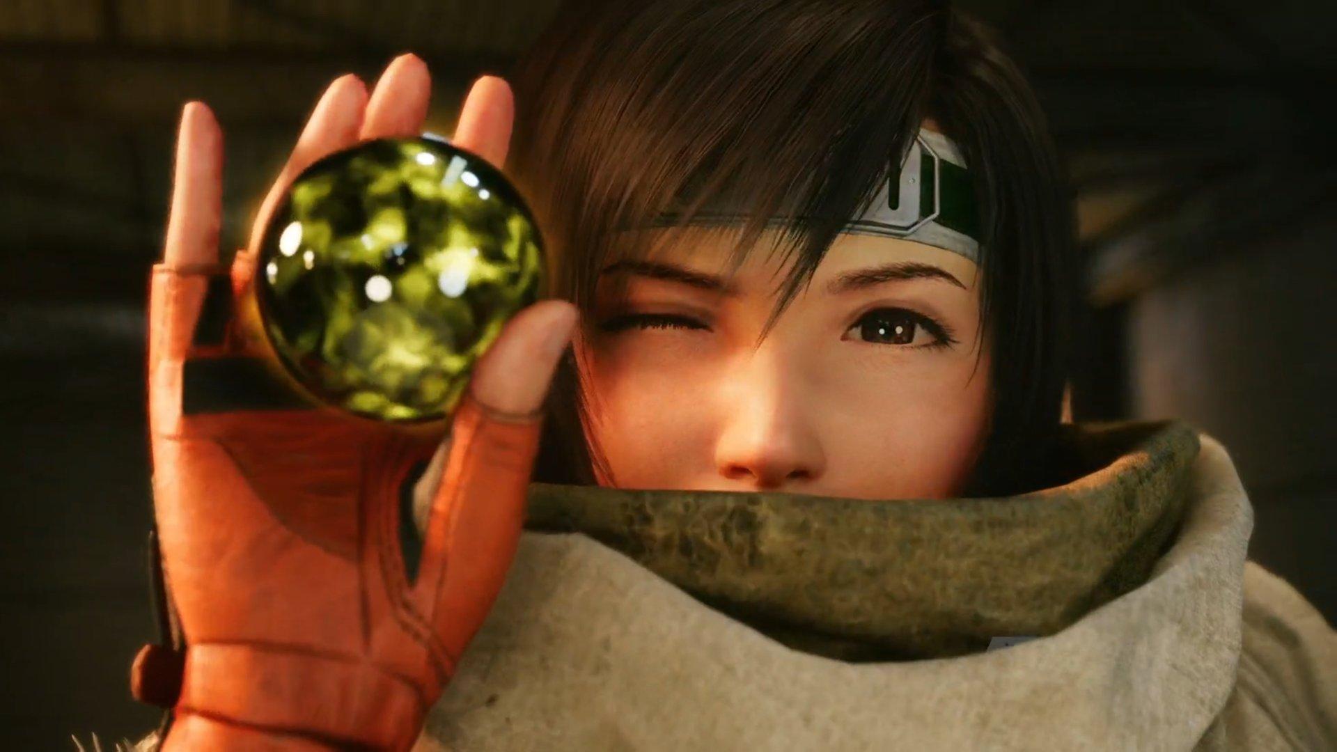 Yuffie Final Fantasy VII Remake Integrade